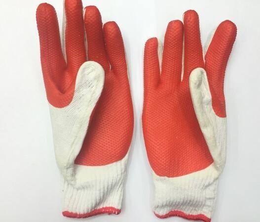 劳保手套一般在哪些情况是需要进行更换的?